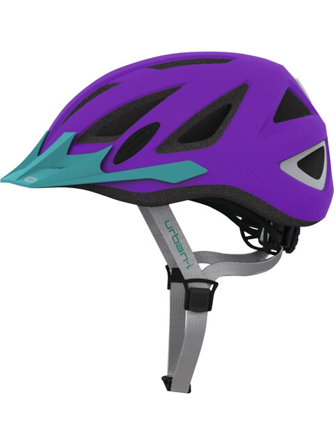 ABUS Urban-I 2.0 Helmet neon purple